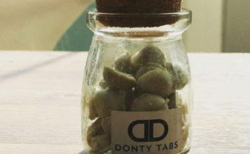 capsulas pasta dental