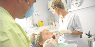 atencion dental niños presupuesto
