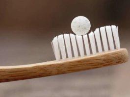 pastilla crema dental