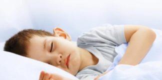 apnea del sueño niños