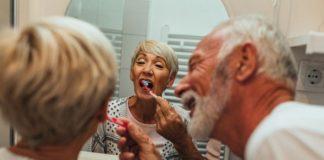 higiene bucal mayores