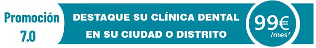 Destaque su clínica en su ciudad o código postal