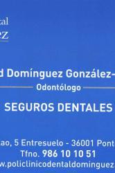 Imagen de Policlínico Dental Domínguez